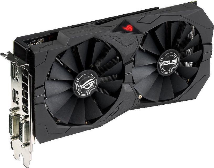 Asus ROG Strix Radeon RX 570 OC 8GB GDDR5 PCIE ROG-STRIX-RX570-O8G-GAMING