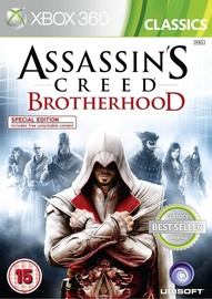 Assassin's Creed: Brotherhood Special Edition Xbox 360