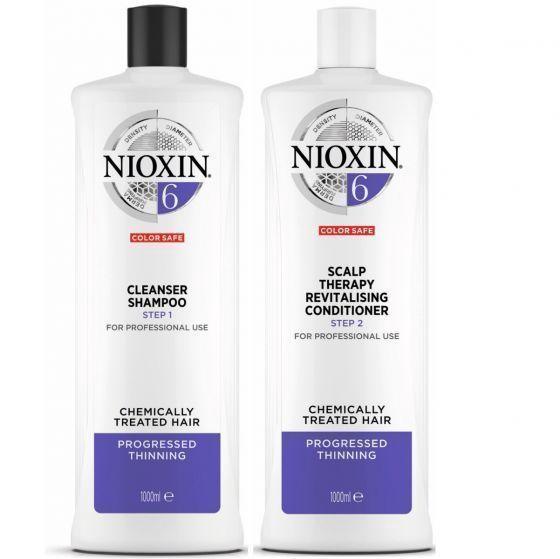 Nioxin System 6 Scalp Revitalising Conditioner 1000ml