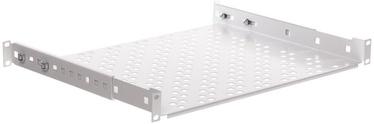 """Riiul Netrack Equipment Shelf 19"""" 1U 350mm Grey 119-100-350-021"""
