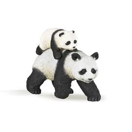 Dzīvnieku figūra Papo Panda and Baby Panda 50071