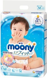 Moony Diapers Airfit M 64