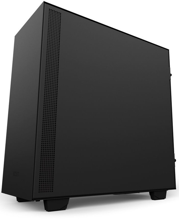 NZXT H500 Mid Tower ATX Series Black/Red