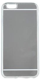 Mocco Mirror Back Case For Samsung Galaxy A5 A520 Silver