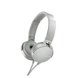Ausinės Sony MDRXB550APW.CE7