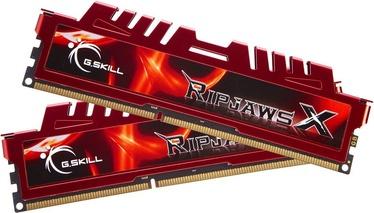 Operatīvā atmiņa (RAM) G.SKILL RipjawsX F3-10666CL9D-16GBXL DDR3 16 GB