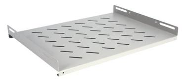 Linkbasic Fixed Shelf 19'' 350x471mm Grey