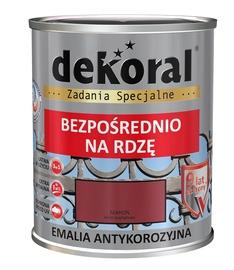 Pretkorozijas krāsa Dekoral, 0,65L, vara krāsa