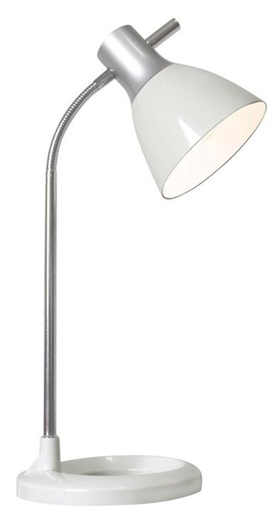 Galda lampa HD2903 11W E27, balta