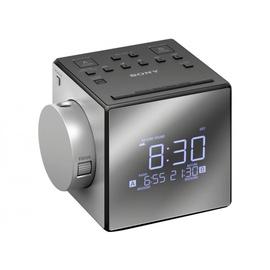 Radijo imtuvas su laikrodžiu Sony ICFC1PJ