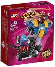 LEGO Super Heroes Mighty Micros Star-Lord vs. Nebula 76090