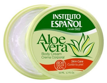 Instituto Español Aloe Vera Body Cream 50ml