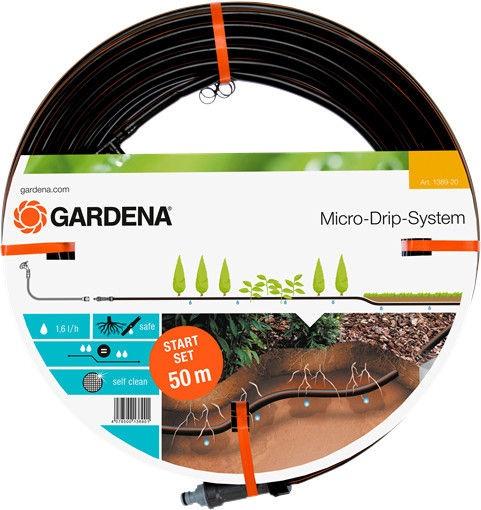 Gardena Micro-Drip-System Start-Set Below & Above Ground Drip Irrigation Line 13.7mm