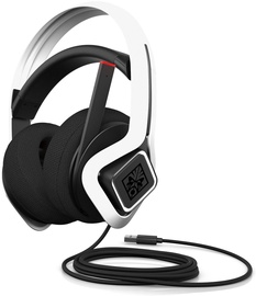 Žaidimų ausinės HP OMEN Mindframe Prime White/Black