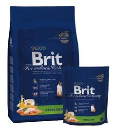 Kaķu Barība Brit Premium Cat Sterilised 300g