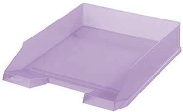 Herlitz Document Tray Pastel Violet