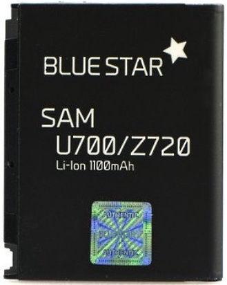 Аккумулятор для телефона BlueStar, Li-ion, 1100 мАч