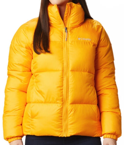 Куртка Columbia Puffect Womens Jacket 1864781772 Yellow M