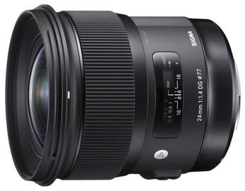 Sigma 24mm f/1.4 DG HSM for Nikon