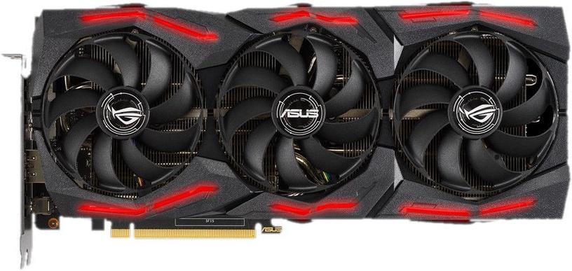 Asus ROG Strix GeForce RTX 2060 Super EVO Advanced 8GB GDDR6 PCIE ROG-STRIX-RTX2060S-A8G-EVO-GAMING