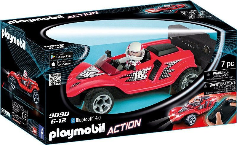 Playmobil Action RC Rocket Racer 9090