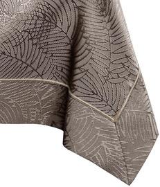 AmeliaHome Gaia Tablecloth PPG Cocoa 100x240cm
