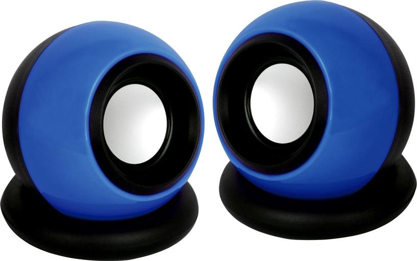 Gembird Stereo Speakers 2.0 Blue