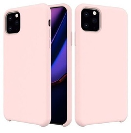 Mercury Fiber Soft Touch Matte Back Case For Apple iPhone 11 Pro Max Pink Sand