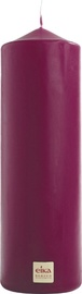Eika Pillar Candle 21x7cm Purple