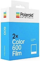 Polaroid Color 600 Film 8x2