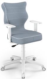Vaikiška kėdė Entelo Duo Size 6 JS06 White/Blue, 425x400x1045 mm