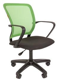 Офисный стул Chairman 698 LT, черный/зеленый