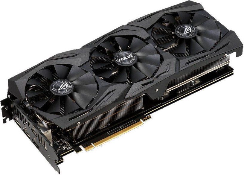 Asus ROG Strix GeForce RTX 2060 OC Edition 6GB GDDR6 PCIE ROG-STRIX-RTX2060-O6G-GAMING