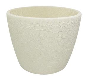 Вазон SN Ceramic Pot Lizard ZT7200 Ø17cm Creamy