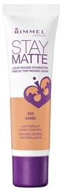 Rimmel London Stay Matte Liquid Mousse Foundation 30ml 300