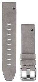 Garmin Fenix 5S 20mm QuickFit Grey Suede Leather