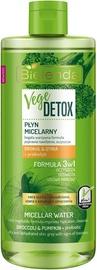 Makiažo valiklis Bielenda Vege Detox Moisturizing Micellar Water With Broccoli, 500 ml