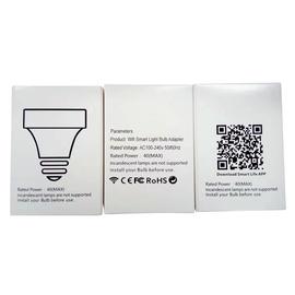Lampas patrona wi-fi e27 xs-009 10a