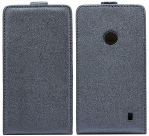 Telone Shine Vertical Book Case For Samsung Galaxy Note 8 Grey