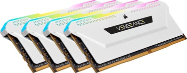 Corsair Vengeance RGB PRO SL White 32GB 3200MHz CL16 DDR4 KIT OF 4