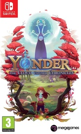Nintendo Switch mäng Yonder: The Cloud Catcher Chronicles SWITCH