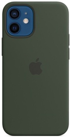 Apple iPhone 12 mini Silicone Case with MagSafe Cyprus Green