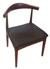 Стул для столовой MN 288 Black Dark Brown 2981068, 1 шт.
