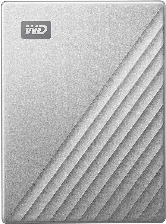 Western Digital My Passport Ultra USB-C 2TB Silver