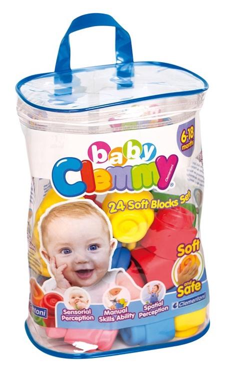 Mänguklotsid plast Clemmy 6-18 kuud 14889