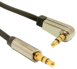 Gembird Cable 3.5mm / 3.5mm Black 1m