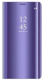 OEM Clear View Case For Motorola Moto G8 Power Lite Violet