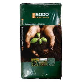 Garden Center Substrate For Sowing 50L