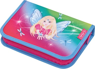 Herlitz Pencil Case 31 Pieces Rainbow Fairy