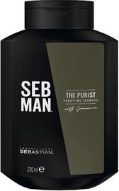 Sebastian Professional Seb Man The Purist Purifying Shampoo 250ml